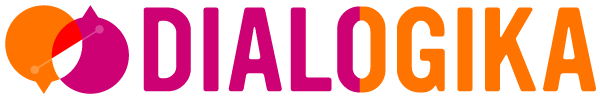Horizontal Logo of Dialogika