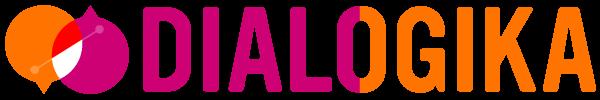 Horizontal Logo of Dialogika